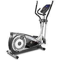 Preisvergleich für BH Fitness Crosstrainer Ellipsentrainer NLS18 dual plus-18 kg Schwungmasse-Pulsprogramme-Trainieren mit Apps-Wattprogramm-drahtlose Pulsmessung-G2385UW