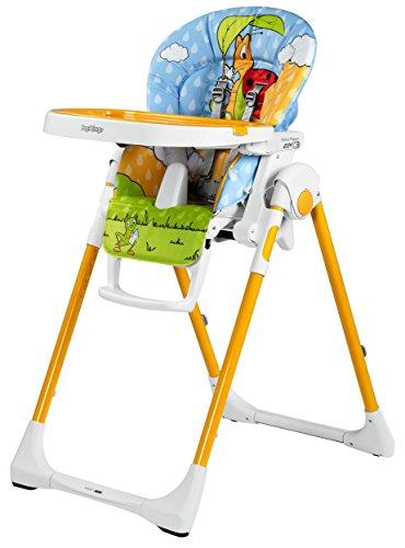 Peg Perego Prima Pappa Zero3 Chaise haute Motif coccinelle
