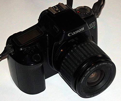 CANON EOS 1000 F N - ANALOGE SPIEGELREFLEX KAMERA - mit Objektiv CANON ZOOM LENS 35 - 80 mm 1:4 - 5.6 ## analog photographic technique BY LLL ##