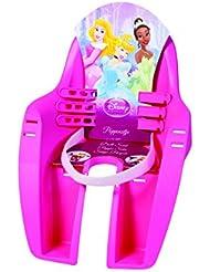 Disney - Asiento portabebés para bicicleta, diseño de Princesas Disney, color rosa