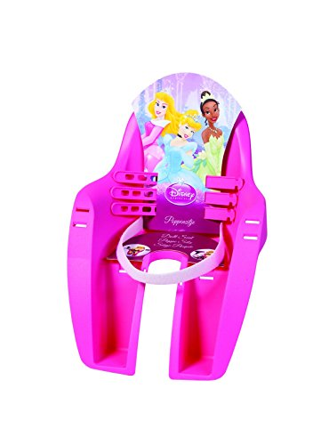 Disney - Bicycle baby seat, Princess design, pink