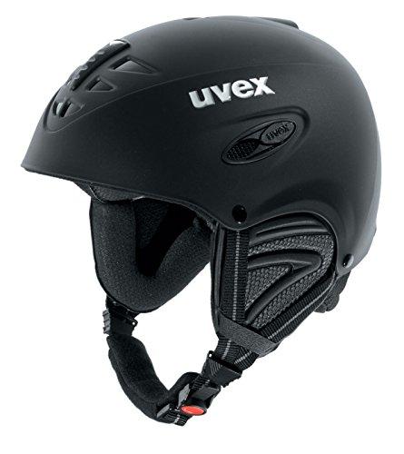 Uvex Skihelm uvision basic, black, XS - S (53-56), 5661132204