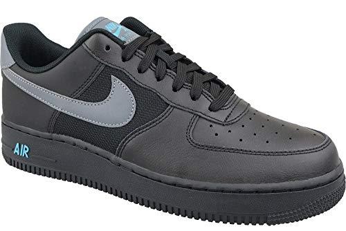 Nike Air Force 1 '07 Lv8 Bv1278-001, Scarpe da Ginnastica Basse Uomo, Nero (Black, 45 EU
