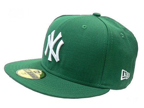 59FIFTY NY YANKEES MLB CAP green white Gr. 7 1/4 ()