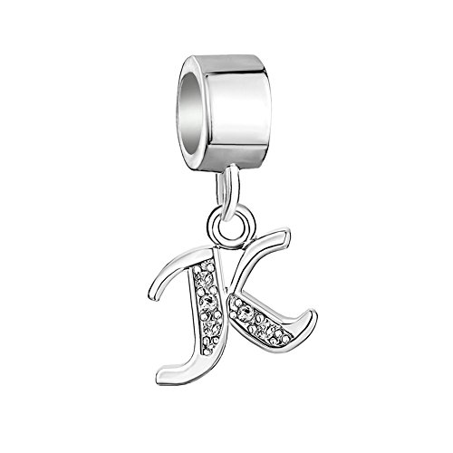 Uniqueen Fit Pandora Charms  -  925 Sterling-Silber  Sterling-Silber 925