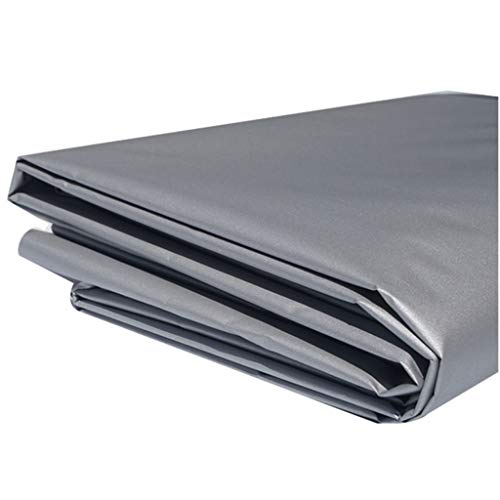 LLGL Sonnenschutz Vollverdunkelung Vorhang Schatten Tuch Schlafzimmer Balkon Schalldämmung UV-Schutz Verdickung Schatten (Size : 2.4m*2.2m)