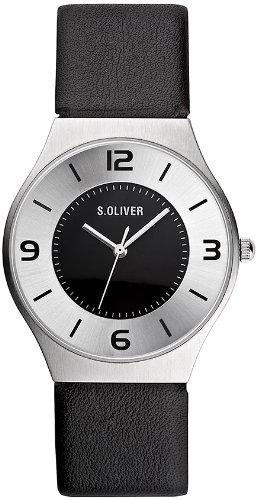 s.Oliver Herren-Armbanduhr SO-1697-LQ