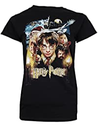Harry Potter Friends, T-Shirt Femme