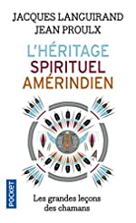 L'héritage spirituel amérindien de Jacques LANGUIRAND