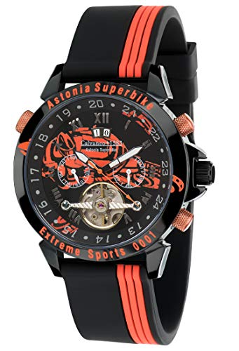 Calvaneo 1583 Astonia Superbike Race Edition Automatik Herrenuhr