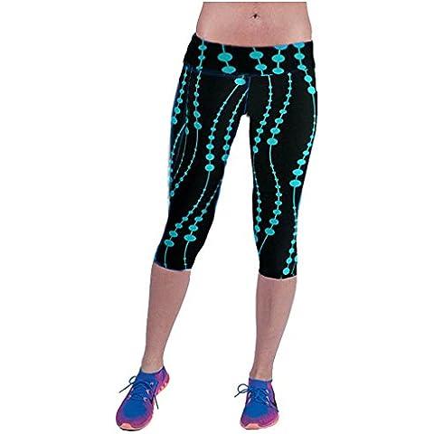 Super Modern da donna Tartan attivo Workout