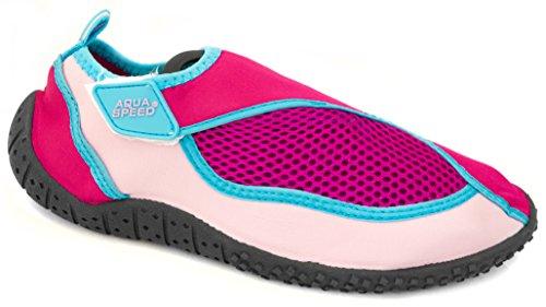Aqua-Speed, Scarpe da immersione bambine Multicolore