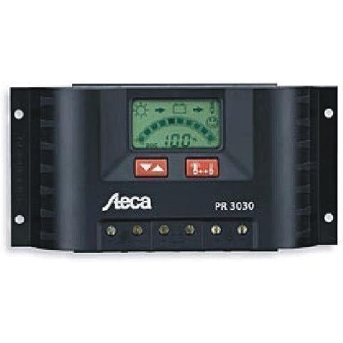 Regolatore di carica solare Steca PR 3030 LCD 12V/24V