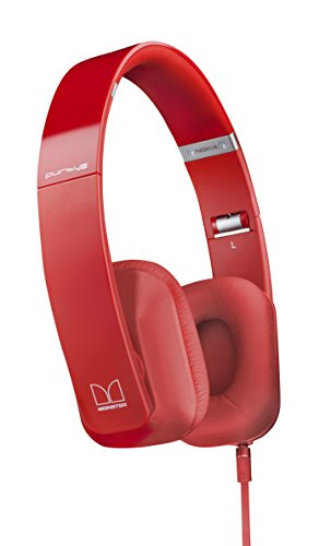 Nokia WH-930 Purity Stereo HD, Rosso