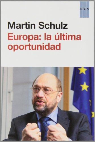 Europa: la última oportunidad (OTROS NO FICCIÓN)