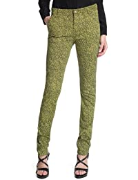 ESPRIT Collection Damen Hose Q23074 Skinny / Slim Fit (Röhre) Normaler Bund