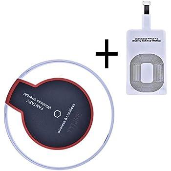 corst drahtlose qi ladeger t induktive ladestation qi. Black Bedroom Furniture Sets. Home Design Ideas