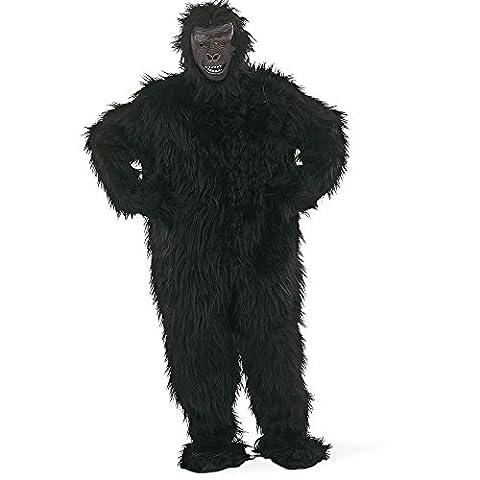 Gorilla Costumes Masque - Limit Noir Gorilla Costume