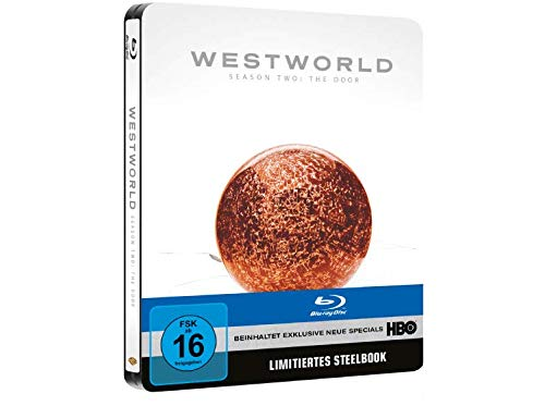 Staffel 2 (Limited Edition Steelbook) [Blu-ray]