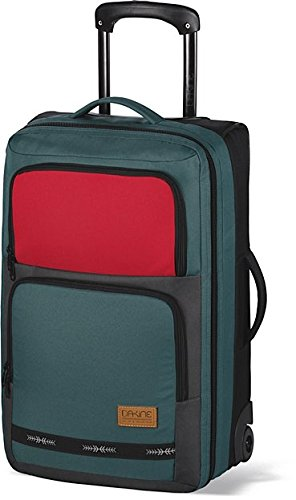 DAKINE Damen Reisegepäck Womens Carry-on Roller, Harvest, 54 x 33 x 26 cm, 36 Liter, 08350100 (On Carry Womens)