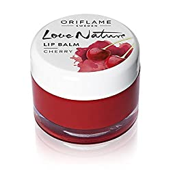Oriflame Love Nature Lip Balm (Cherry)