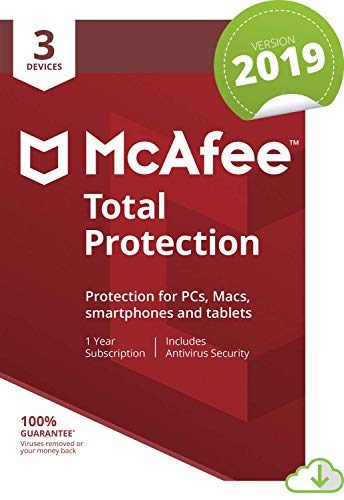 McAfee Total Protection 2020 | 3...