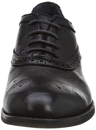 Noir 000 Brogues FLY Femme London Eile943 Black pZqq1I