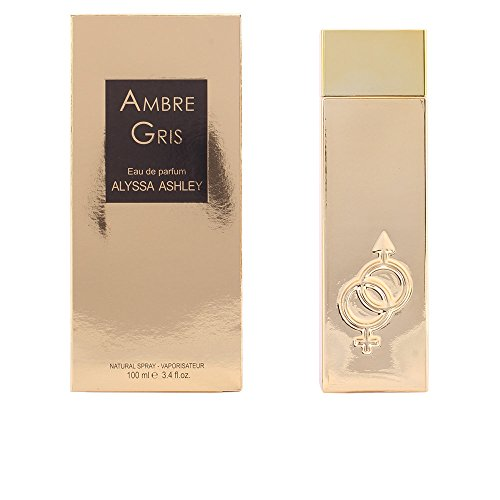 ALYSSA ASHLEY Ambre Gris EDP Vapo 100 ml, 1er Pack (1 x 100 ml)