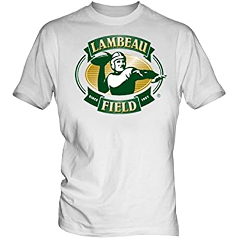 Green Bay Packers 1 Uomo White T