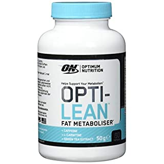Optimum Nutrition Opti-Lean Fat Metaboliser, 60 Kapseln