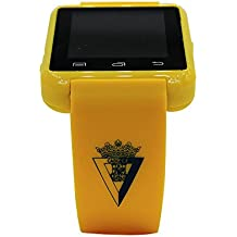 Ziu Smart Items Cádiz Club de Fútbol - Smartwatch Bluetooth diseño Cadiz CF (240X240 pixels