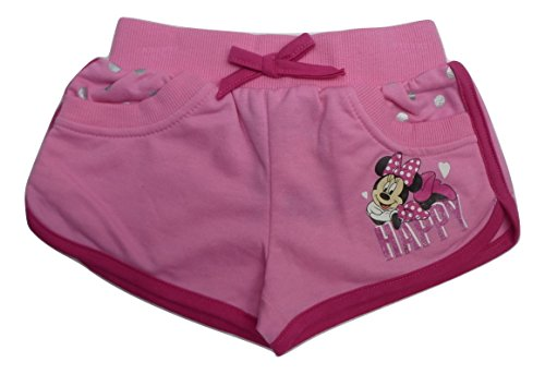 Minnie Mouse Niñas Pantalones Cortos