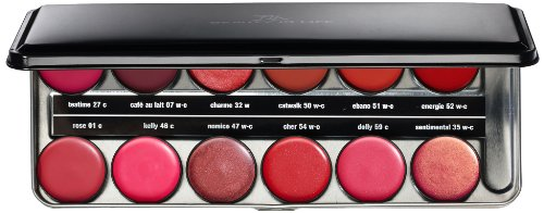 BEAUTY IS LIFE Lippenstift, Profi Set, classic, 40 g (Classic Set Lipstick)