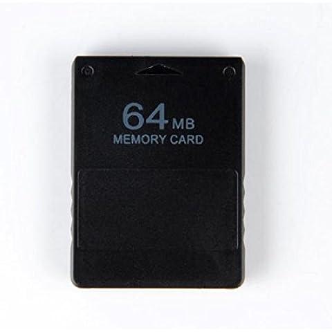 64MB FLASH tarjeta de memoria para Sony PS2Playstation 2Micro alta calidad de gran capacidad duro
