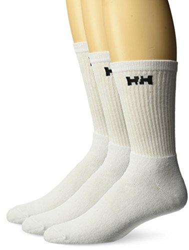 Helly Hansen Mens 3 Pack Soft Comfortable Durable Cotton Skiing Socks