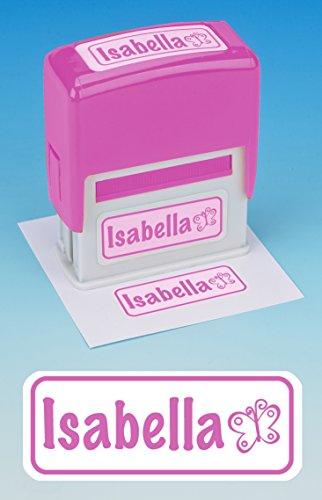 Preisvergleich Produktbild Boxer Gifts Isabella Name Stempel