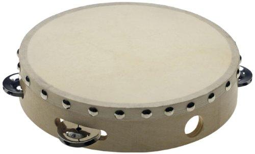Stagg STA-1108 8 inch Wooden Tambourine