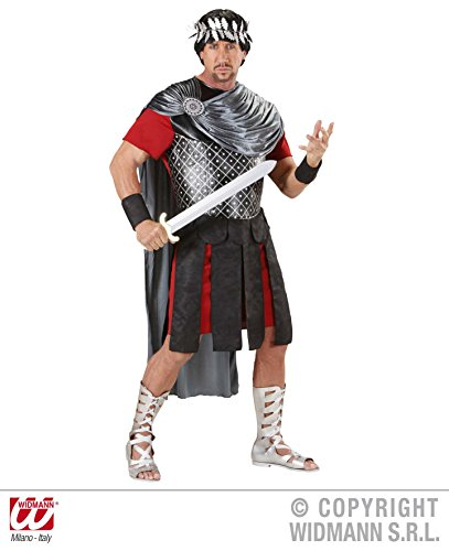 WIDMANN WID89311 - Costume per Adulti Imperatore Romano, Multicolore, S