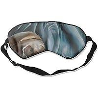 Sleep Eye Mask Skull Abstract Lightweight Soft Blindfold Adjustable Head Strap Eyeshade Travel Eyepatch E9 preisvergleich bei billige-tabletten.eu