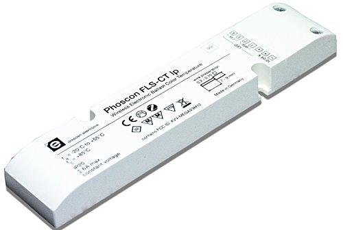 Funk-Vorschaltgerät Phoscon FLS-CT – Lichtgestaltung für kraftvolle Farbtemperatur-Steuerung