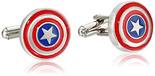 Marvel Comics Uomo Acciaio Inossidabile Captain America Gemelli