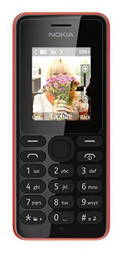 Nokia 108 Dual-Sim rot
