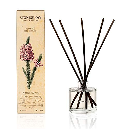 Stoneglow Reed Diffuser Winter Flowers 100ml - Winter Reed
