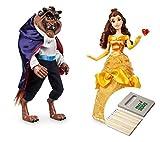 Belle und Biest Klassische Puppen von Disney Die Schöne und das Biest(Belle/Tier)