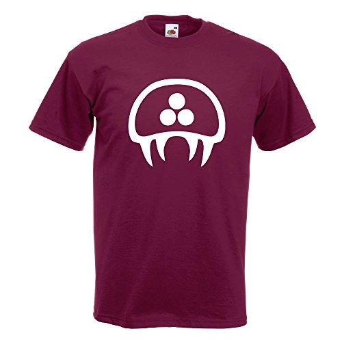 KIWISTAR - Metoroido T-Shirt in 15 verschiedenen Farben - Herren Funshirt bedruckt Design Sprüche Spruch Motive Oberteil Baumwolle Print Größe S M L XL XXL Burgund