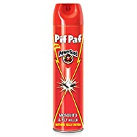 Pif Paf PowerGard Mosquito and Fly Killer, 600ml