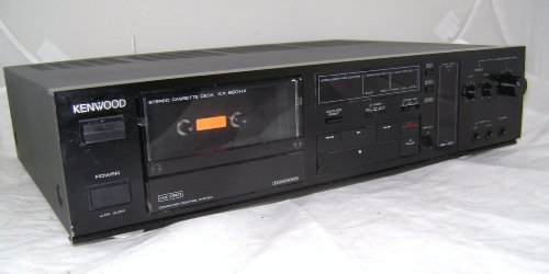 Kenwood Kassetten Deck Tape Player kx-660hx Kenwood Cassette