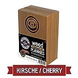 GRILLGOLD 3 Wood Grilling Plankies Kirsche Planks Cherry Räucherbrett