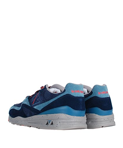 Baskets Outdoor Le Coq Sportif Lcs R 800 90 - Bleu Baskets Homme Bleu