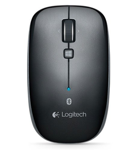 Logitech M557 - Ratón óptico, Bluetooth, 1000 DPI